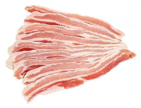 Smoked Rindless Streaky Bacon 2.25kg