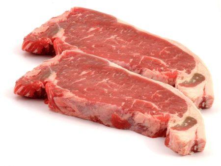 2 x Sirloin Steak 250g
