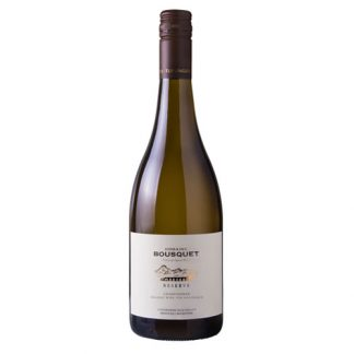 A bottle of Organic Chardonnay Reserve, Domaine Bousquet from Mendoza in Argentina