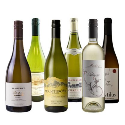 Six cracking white wines from Urban Merchant's Favourite White Wine Box
