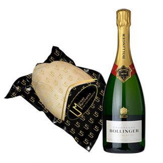 Bollinger Special Cuvee and Fresh Duck Foie Gras