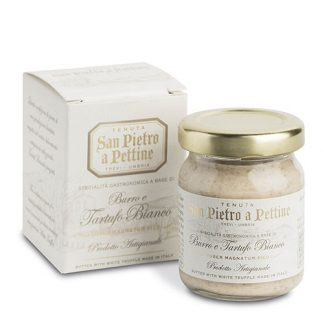 White Truffle Butter 45g from San Pietro A Pettine