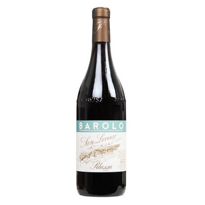 A bootle of fine Barolo from Pelassa Winery in Piedmont, Italy