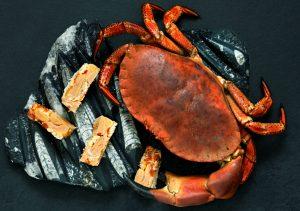 Foie Gras and Crab Terrine