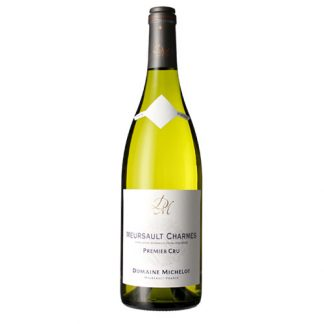 Meursault 1er Cru Charmes from Domaine Michelot in Burgundy