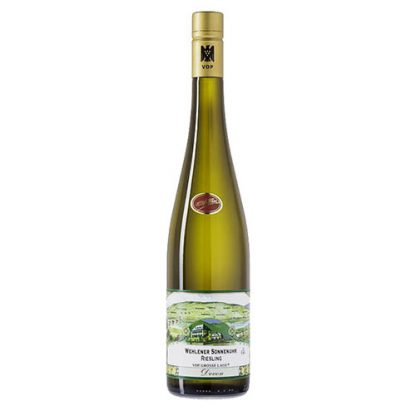 Riesling GG Wehlener Sonnenuhr 'Devon' from S A Prum , Mosel, Germany