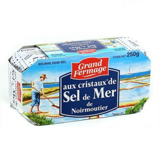 Noirmoutier Sea Salt Butter from Normandy