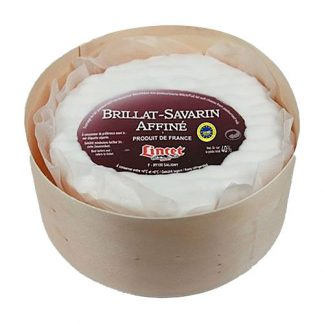 Brillat Savarin is a soft, artisan cow's cheese from France
