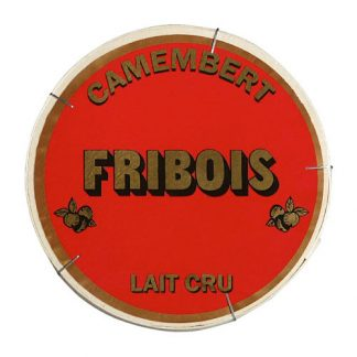 Camembert Fribois - a soft cow's cheese from Normandy