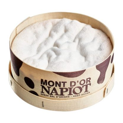 Mont D'Or Cheese from Normandy, France.