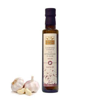 A Bottle of Garlic Extra Virgin Olive Oil, 250ML