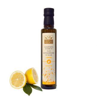 A Bottle of Lemon Extra Virgin Olive Oil, 250ML