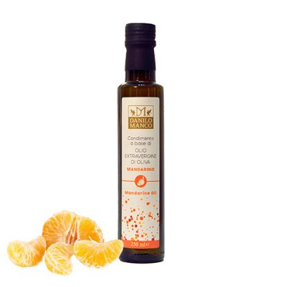 A Bottle of Mandarin Extra Virgin Olive Oil, 250ML