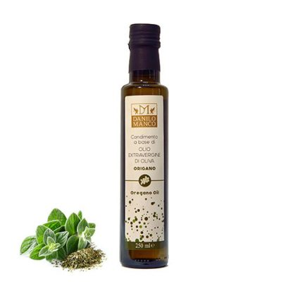A Bottle of Oregano Extra Virgin Olive Oil, 250ML