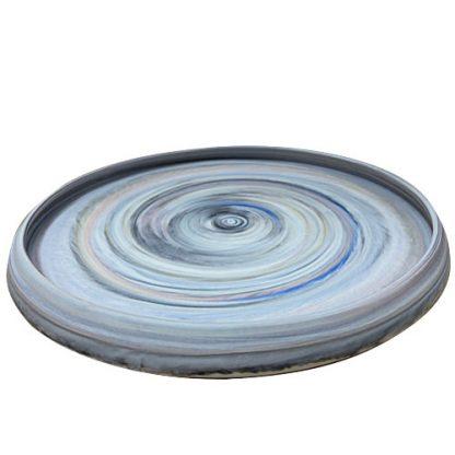 Contemporary Small Ceramic Plate
