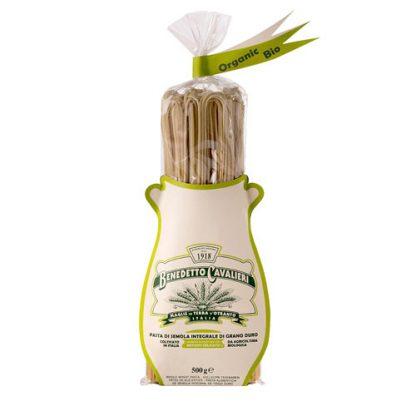 Benedetto Cavalieri Organic Wholemeal Linguine Pasta