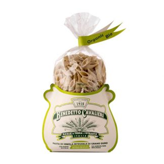 Organic Wholemeal Pennucce Pasta from Benedetto Cavalieri