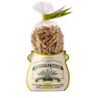 Organic Fusilli Pasta from Benedetto Cavalieri