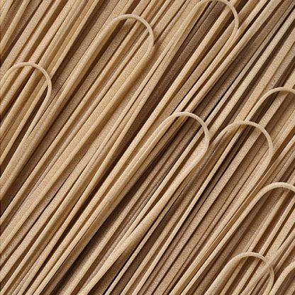 Organic Wholemeal Linguine Pasta from Benedetto Cavalieri