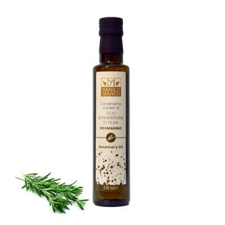 A Bottle of Rosemary Extra Virgin Olive Oil, 250ML