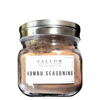 Kombu Seasoning. Handcrafted by Fallow Restaurant