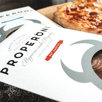 Properoni Pepperoni Pizza Topping