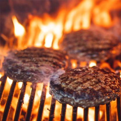 BBQ Wagyu Burgers
