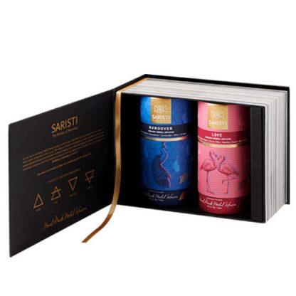 Gift Set - Love and Hangover Herbal Tea by SARISTI