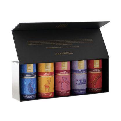 Herbal Tea Gift Set – Cuore E Mente by SARISTI