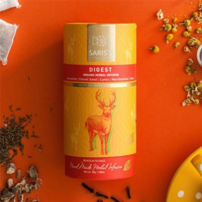 Digest Herbal Infusion from SARISTI