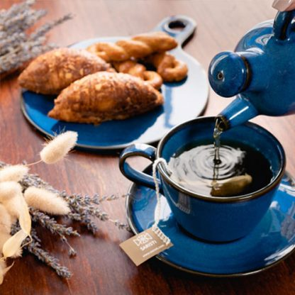 Avoid that Morning After Feeling with Hangover Herbal Tea from SARISTI