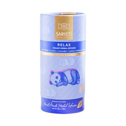 Relax Herbal Tea by SARISTI