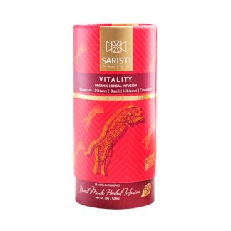 Vitality Herbal Tea by SARISTI