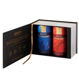 Gift Set - Hangover and Vitality Herbal Tea by SARISTI